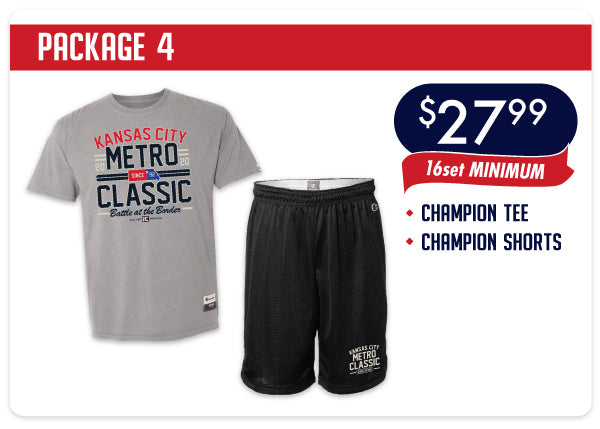 Metro Classic Package #4