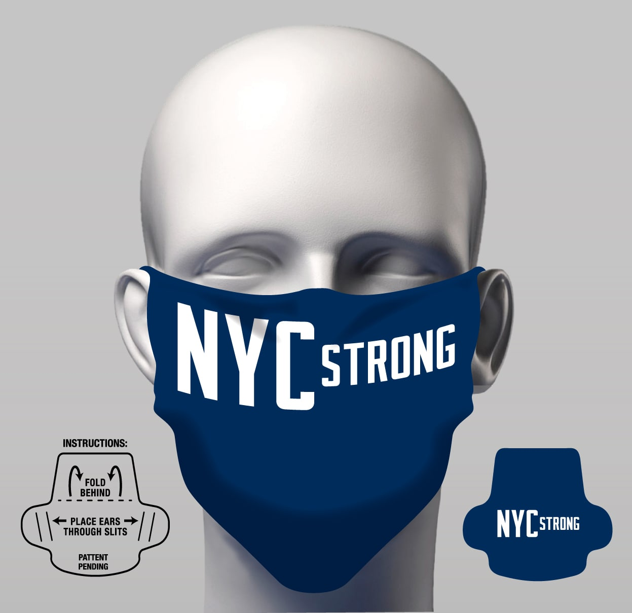 Face Cover - NYC Strong