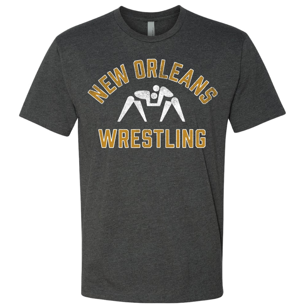 New Orleans Wrestling City Pride T-Shirt