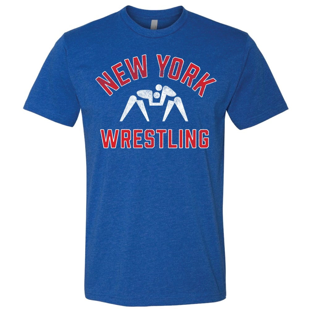 New York Wrestling City Pride T-Shirt
