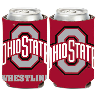 Ohio State Buckeyes Wrestling 12oz Can Cooler