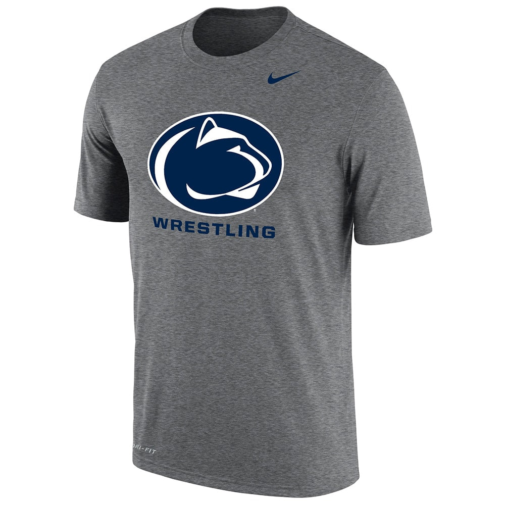 Penn State Nittany Lions Wrestling Nike Dri-Fit Cotton T-Shirt