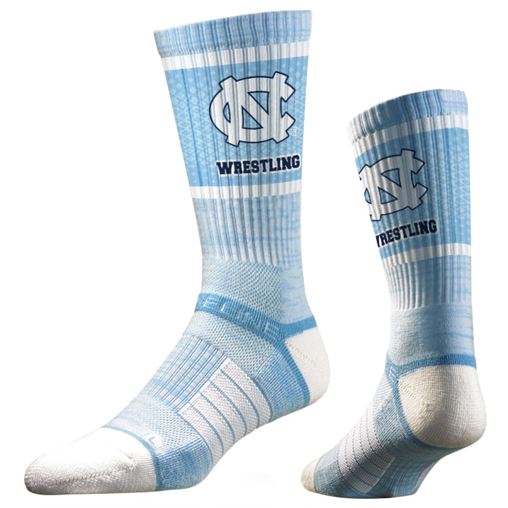 North Carolina Tarheels Performance Socks