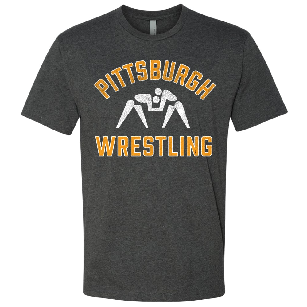 Pittsburgh Wrestling City Pride T-Shirt