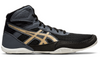 Asics Youth Matflex 6 GS Wrestling Shoes (Black / Champagne)