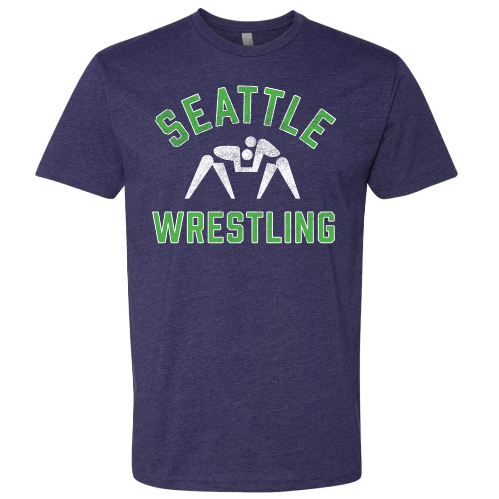 Seattle Wrestling City Pride T-Shirt