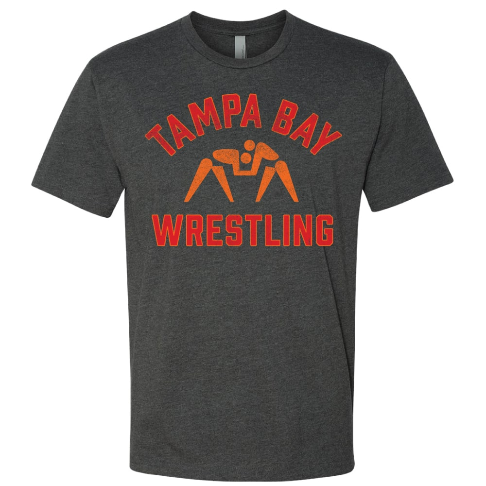 Tampa Bay Wrestling City Pride T-Shirt
