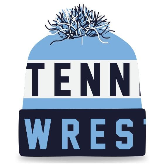 Tennessee Wrestling Knit In Beanie
