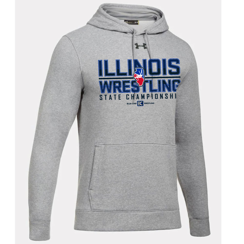 2020 IKWF Girls State Wrestling Championship Under Armour Hoody