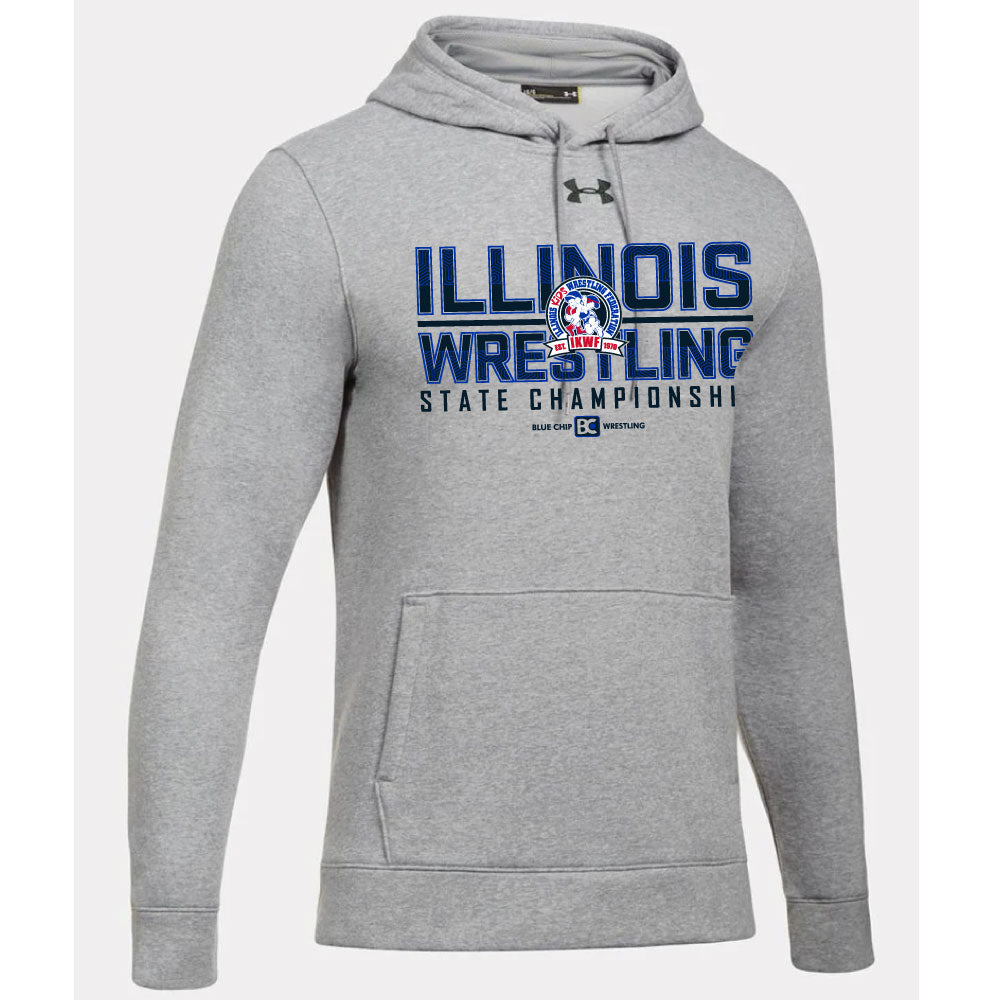 2020 IKWF State Wrestling Championship Under Armour Hoody