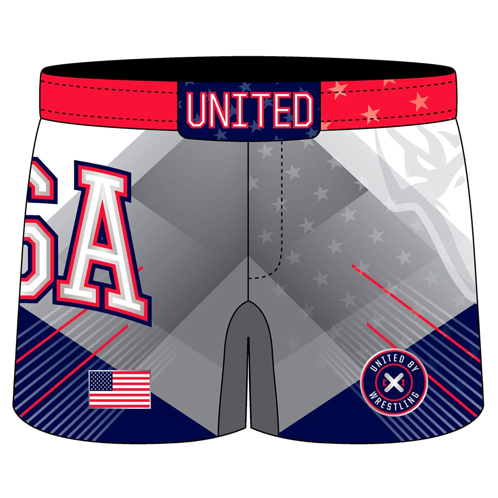 Blue Chip United Women's Fight Shorts