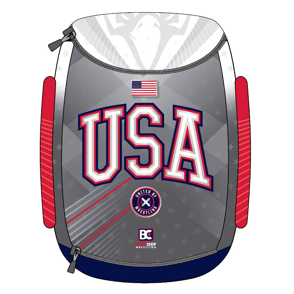 Blue Chip United Sublimated Backpack