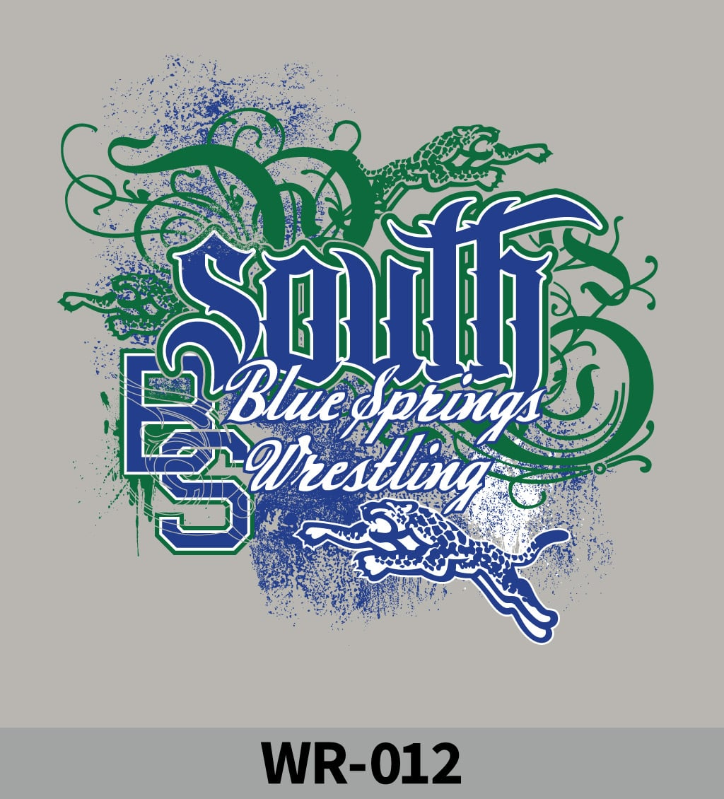 Screen Printing Design WR-012