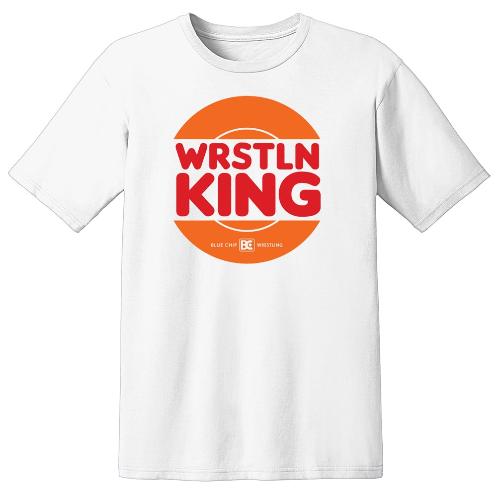 King of the Mat Wrestling T-Shirt