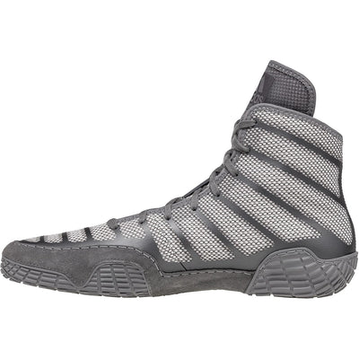 Adidas adiZero Varner Wrestling Shoes (Black / Grey)