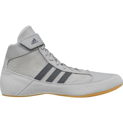 Adidas HVC 2 Wrestling Shoes (Light Onyx / Dark Onyx)