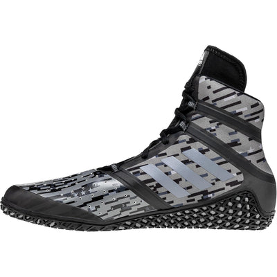 Adidas Impact Wrestling Shoes (Black Digital Print)