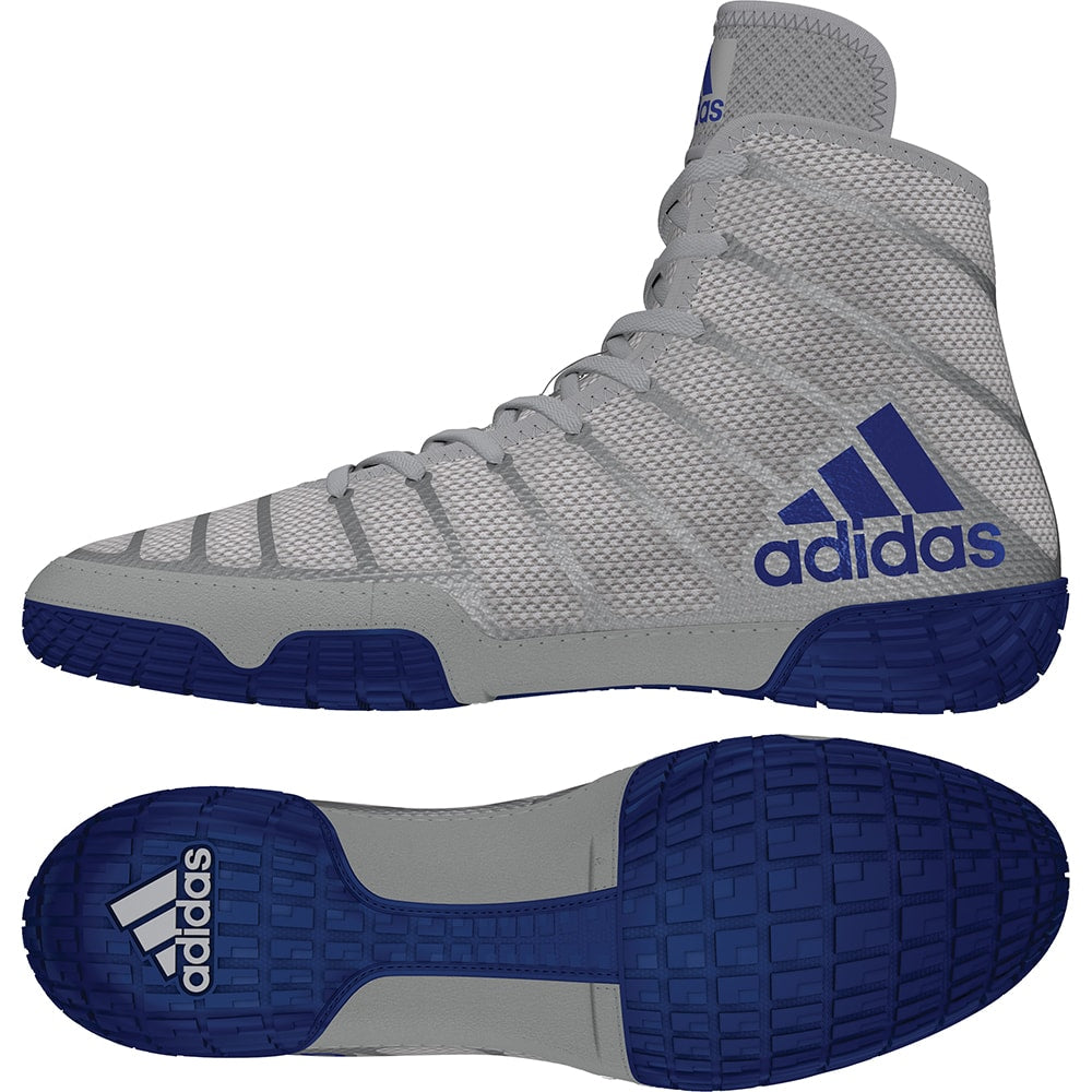adiZero Varner (Grey / Royal / White)