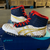 Asics Aggressor 4 (White / Rich Gold)