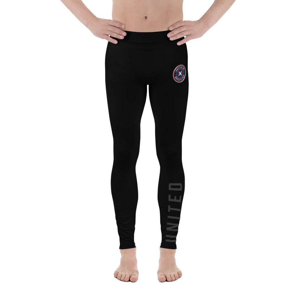 United By Wrestling Men's Leggings