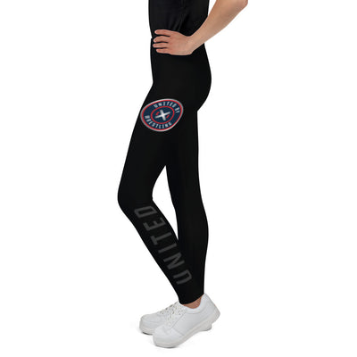 United By Wrestling Youth Leggings