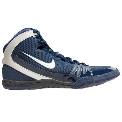Nike Freek LE (Obsidian / Metallic Silver)