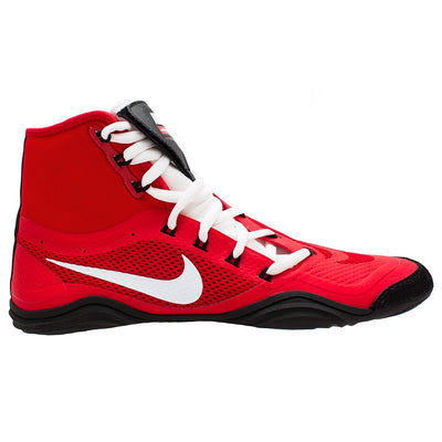 Nike Hypersweep LE Wrestling Shoes (Uni Red / White)