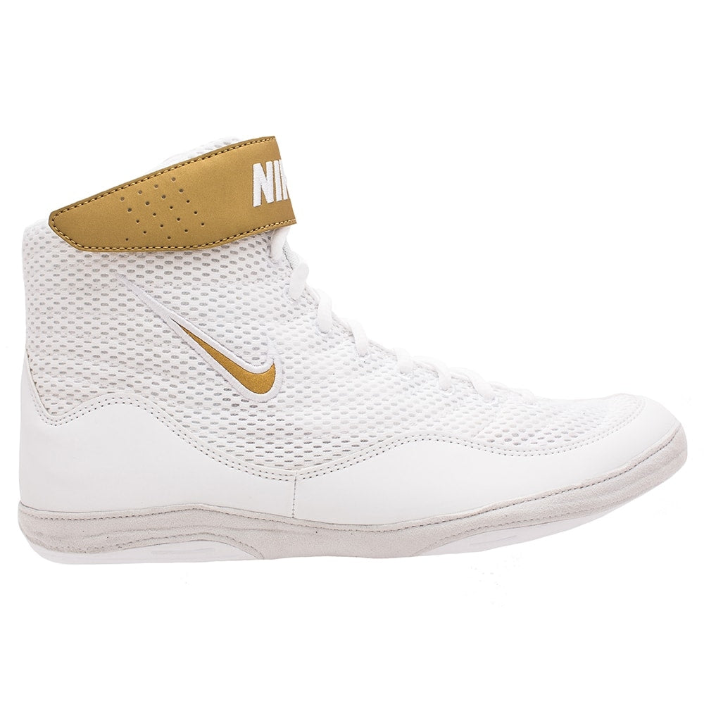 Nike Inflict 3 LE (White / Metallic Gold)