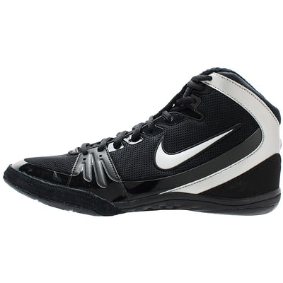 Nike Freek LE (Black / Metallic Silver)