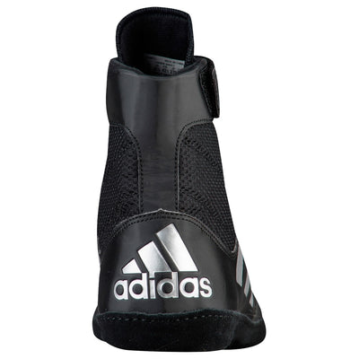 Adidas Combat Speed 5 (Black / Silver / Black)