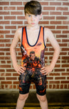 War Machine Wrestling Singlet