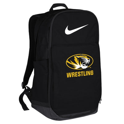 Missouri Tigers Wrestling Nike Brasilia Backpack