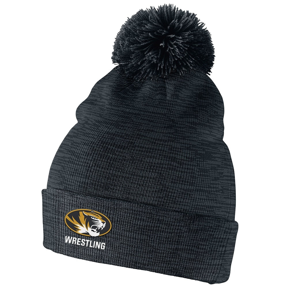 Missouri Tigers Wrestling Nike Multi Stripe Beanie