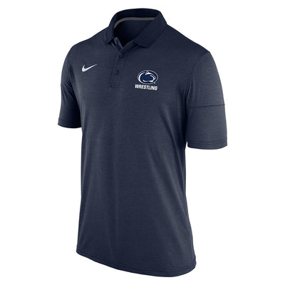 Penn State Nittany Lions Wrestling Nike Dry Polo