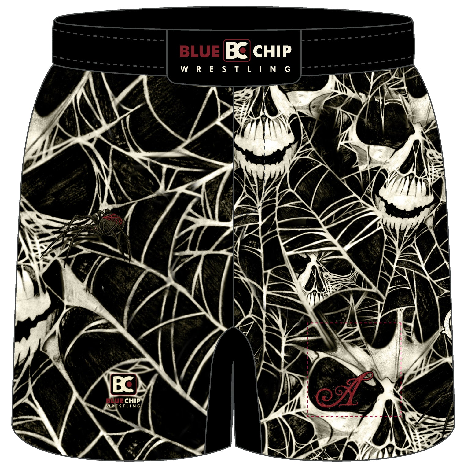 Black Widow Fight Shorts