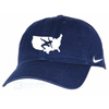 USA Wrestling Nike Campus Cap (Navy)