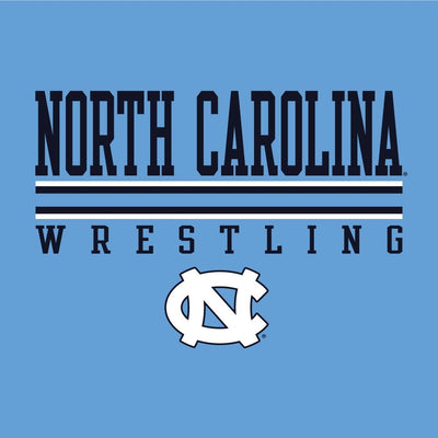 North Carolina Tarheels Wrestling Champion Short Sleeve Tee