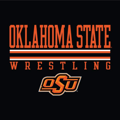 Oklahoma State Cowboys Wrestling Champion Short Sleeve Tee