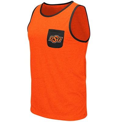 Oklahoma State Cowboys Pocket Tank Top