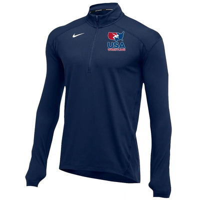 Nike USA Wrestling Men's Dry Element 1/2 Zip Top