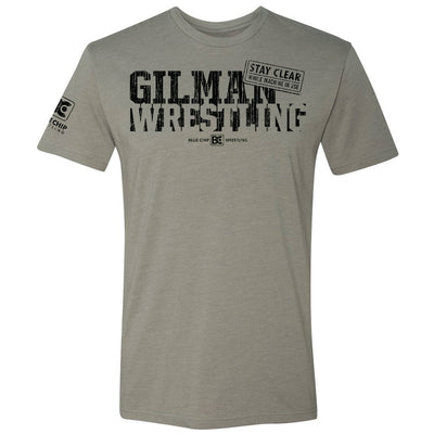 Thomas Gilman Wrestling Stay Clear T-Shirt
