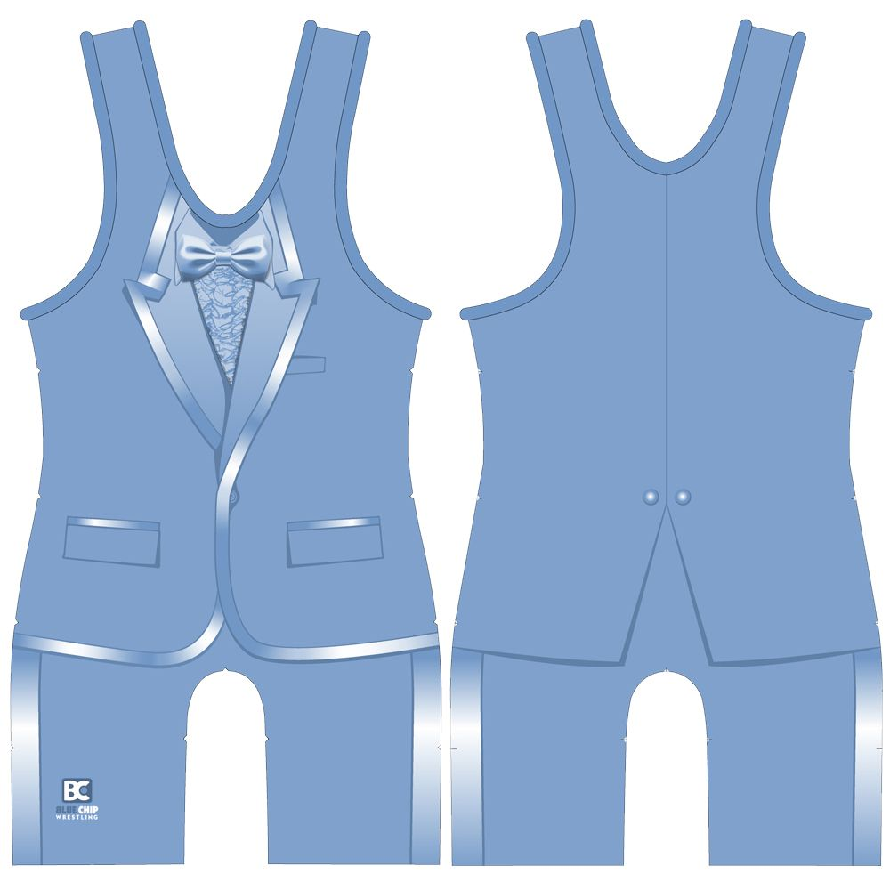 Made 4 U Harry Wrestling Singlet