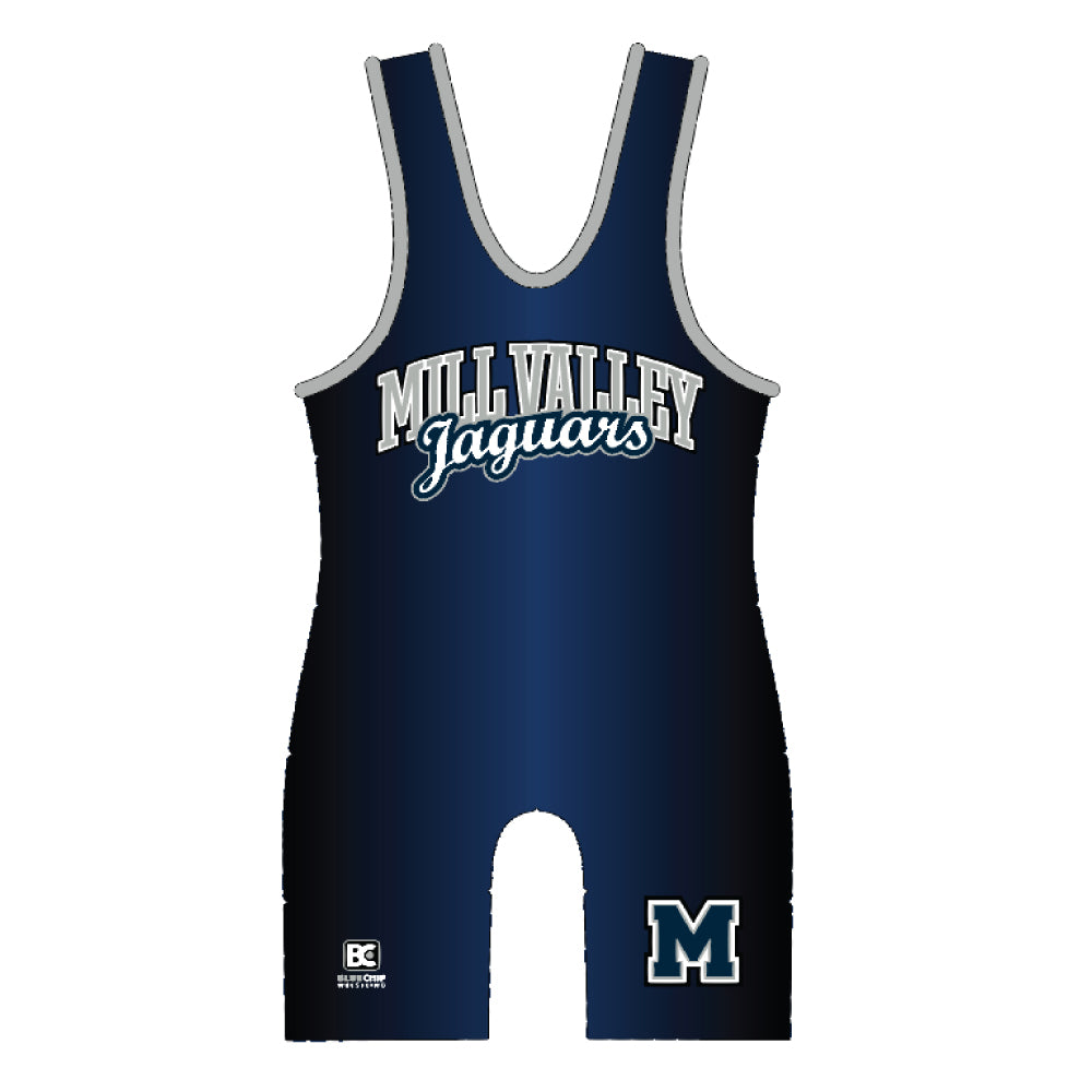 Blue Chip High Cut Singlet