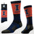 Illinois Fighting Illini Performance Socks