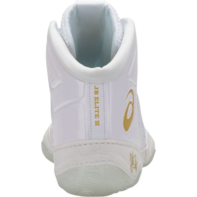 JB Elite III (White / Rich Gold)