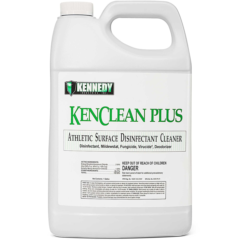 Kennedy KENCLEAN PLUS Athletic Surface Disinfectant/Cleaner