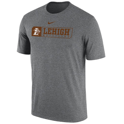 Lehigh Mountain Hawks Wrestling Nike Dri-Fit Cotton Tee