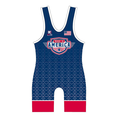 Made in America 3.0 Wrestling Singlet