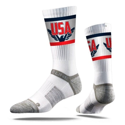 MIA 4.0 Sublimated Performance Wrestling Socks