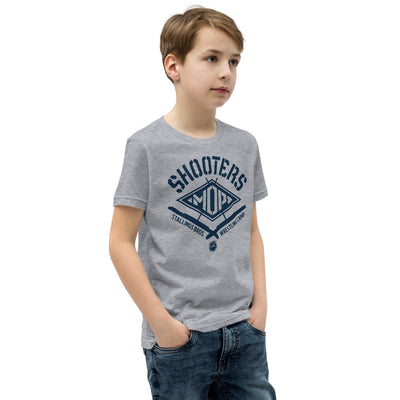 Shooters Mop Youth Premium Wrestling T-Shirt